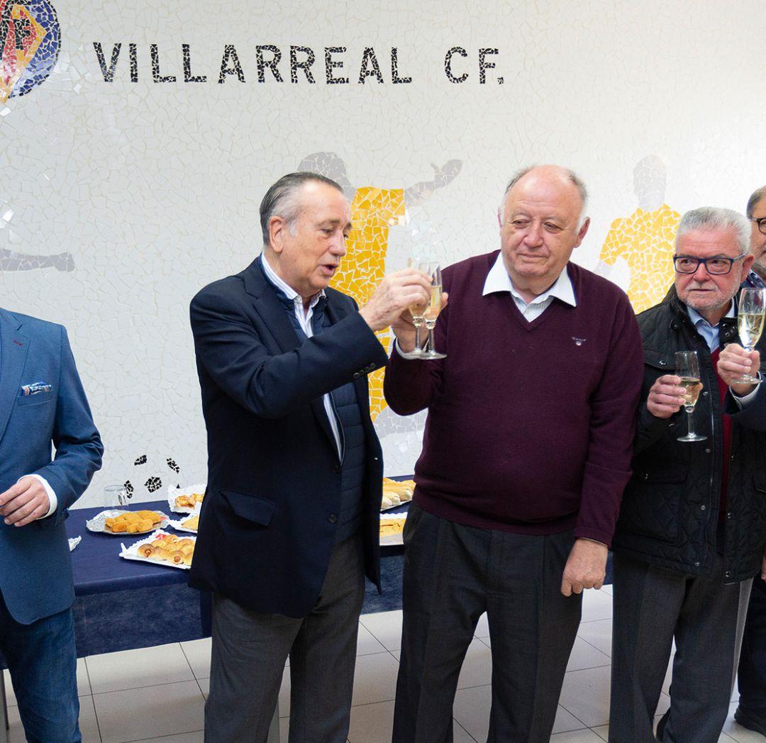 Villarreal Roig Roig El Objetivo Es Llegar A Los 45