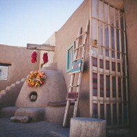 taos pueblo // taos, new mexico