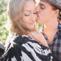 jess & owen | maui engagement photographer.