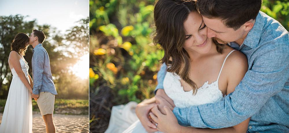 creative couples photography on maui