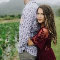 mckenzie & robert | kauai engagement photography