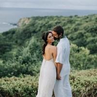 maui backyard wedding | haiku, hawaii | bree & jared