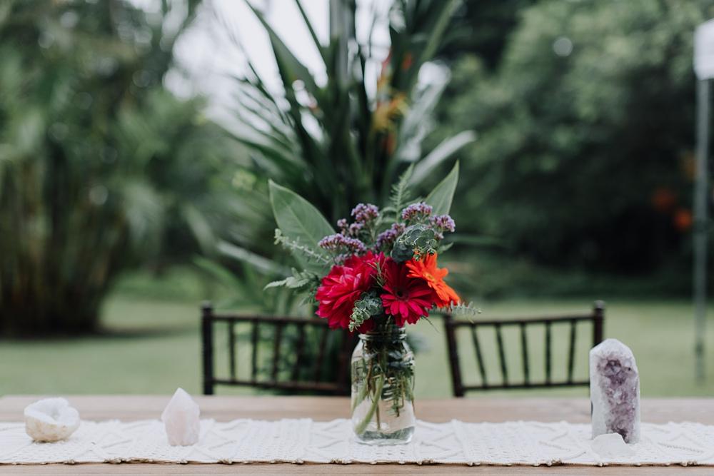maui backyard wedding