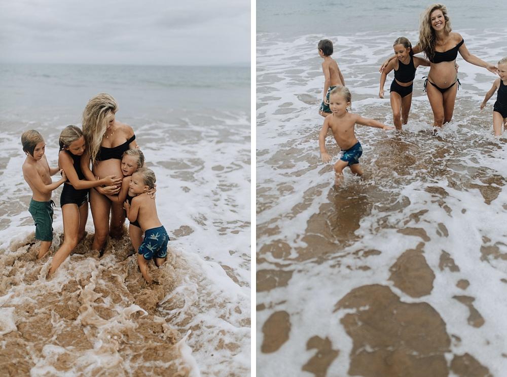 family photos in wailea