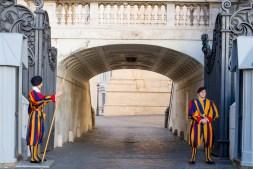 Pontifical Swiss Guards