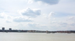 Looking East (Towards Erith Pier)