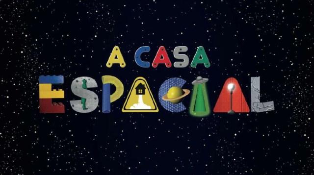 a casa espacial