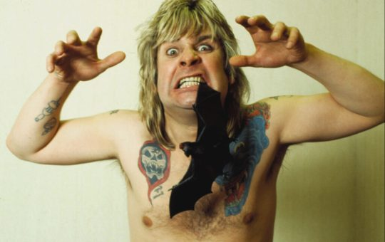 As Nove Vidas de Ozzy Osbourne