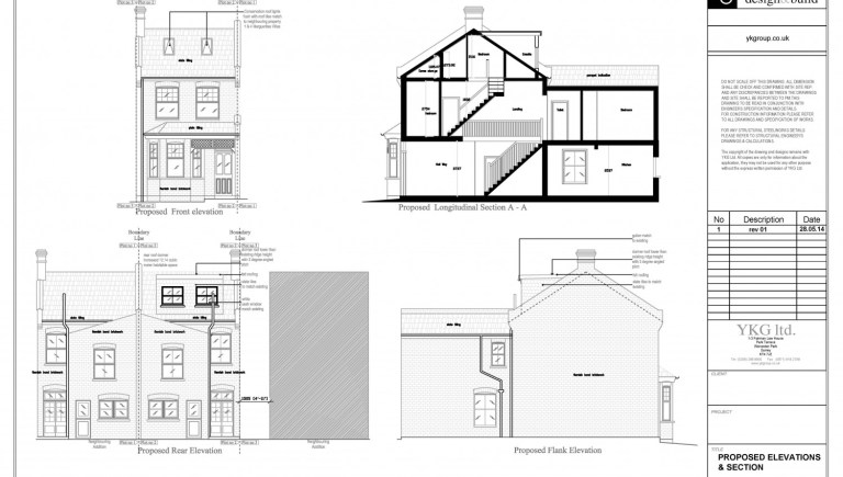 I will draw professional Loft Conversion drawing designs in Auto Cad ...