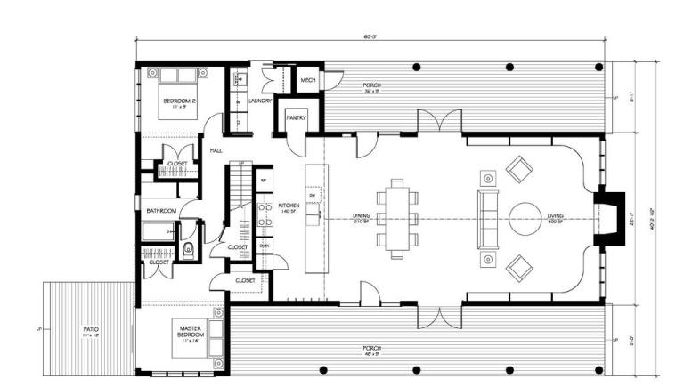 I Will Design Your Loft Conversion Architectural Floor Plan