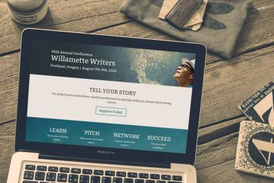 Willamette Writers Conference Website