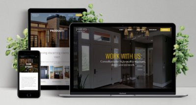 Website for Portland Millwork