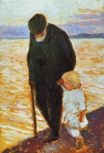 Old-Man-and-Child