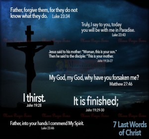 last-words-of-christ