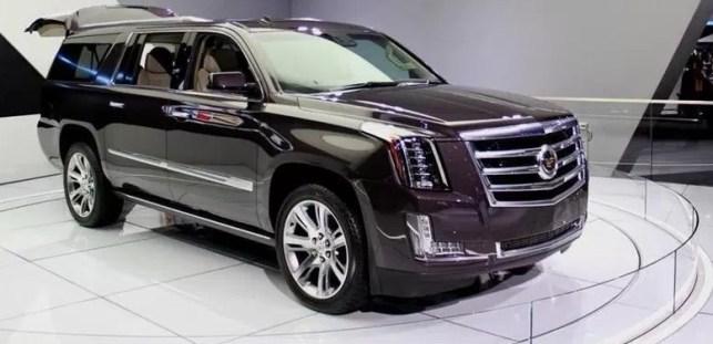 2019 Cadillac Escalade Price Interior Changes Cadillac Specs News