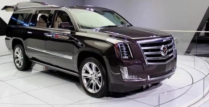 2019 Cadillac Escalade Exterior
