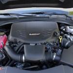 2020 Cadillac ATS Engine