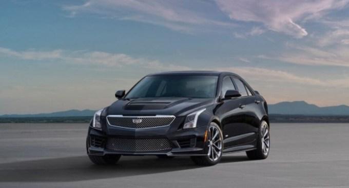 Cadillac 2019 ATS Exterior