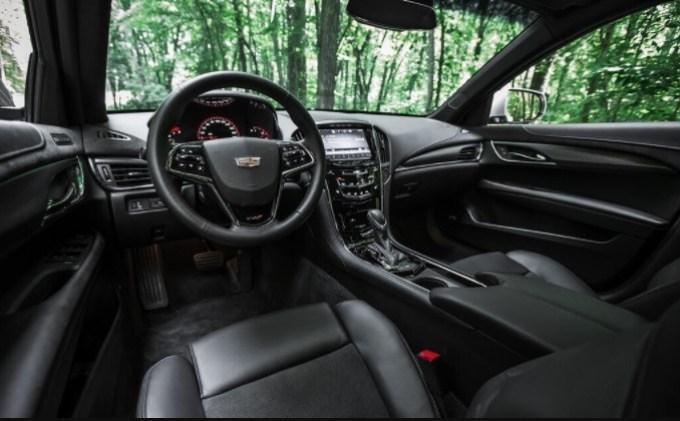 Cadillac 2019 ATS Interior