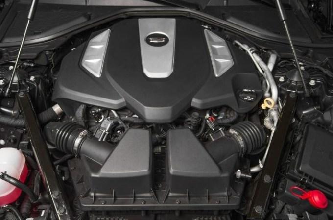 2019 Cadillac CT5 Engine