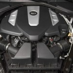 2019 Cadillac CT8 Engine