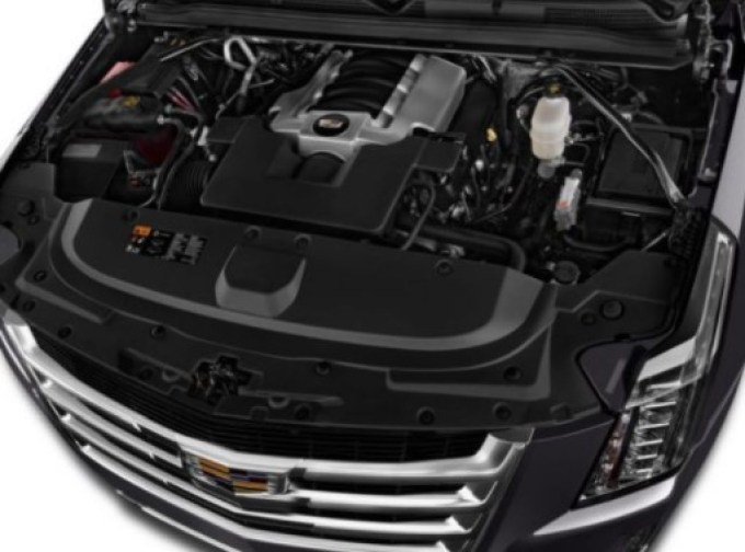 Cadillac Escalade 2019 Engine