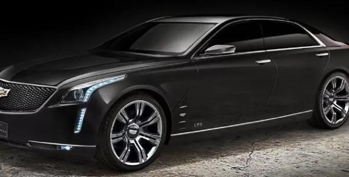 2020 Cadillac Fleetwood Exterior
