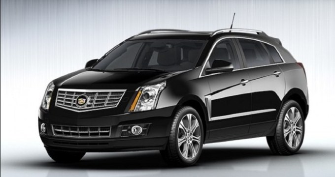 Cadillac 2020 SRX Exterior