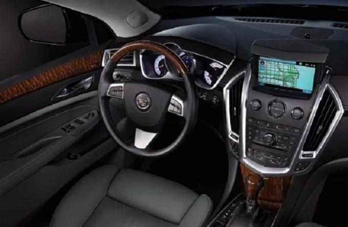Cadillac Srx 2019 Review Interior And Specs Cadillac Specs News