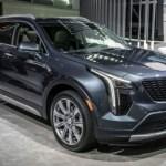 2019 Cadillac XT4 Exterior
