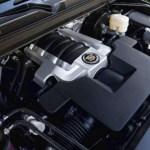 2019 Cadillac XT7 Engine