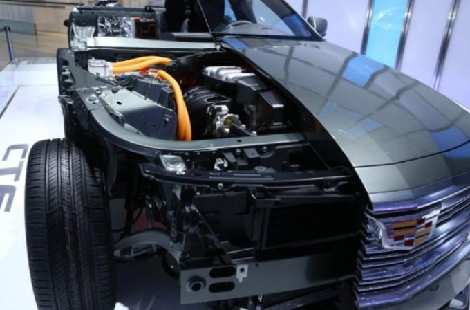 Cadillac CT6 2019 Engine