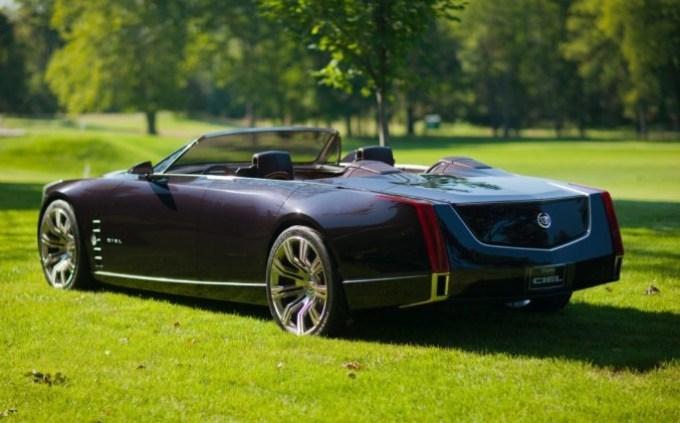2020 Cadillac Eldorado Interior