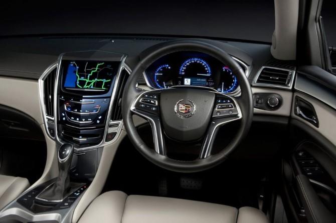 2020 Cadillac Srx Review Interior And Specs Cadillac