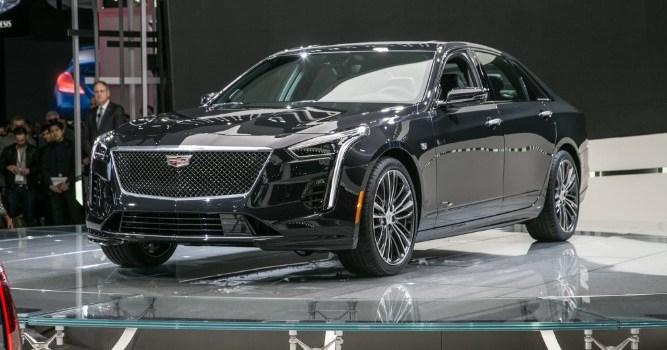 2020 Cadillac CT5 Exterior