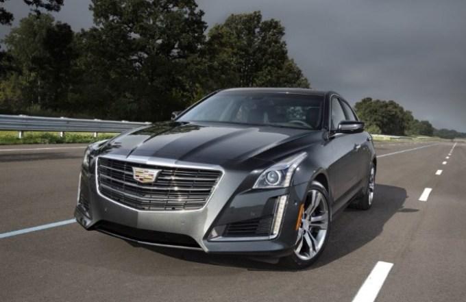 2020 Cadillac CT9 Exterior
