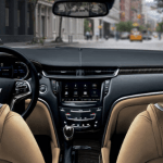 2019 Cadillac CT4 Interior