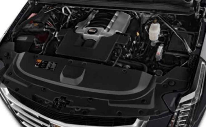 2019 Cadillac Escala Engine