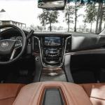 2019 Cadillac Escala Interior