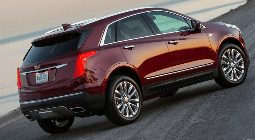 2019 Cadillac Srx Release Date Price Luxury Cadillac Specs News