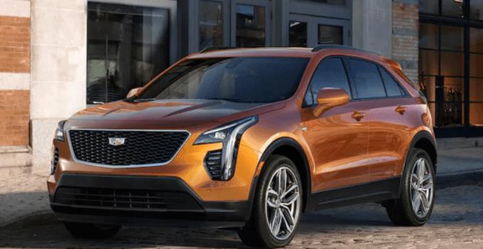 Cadillac 2019 XT4 Exterior