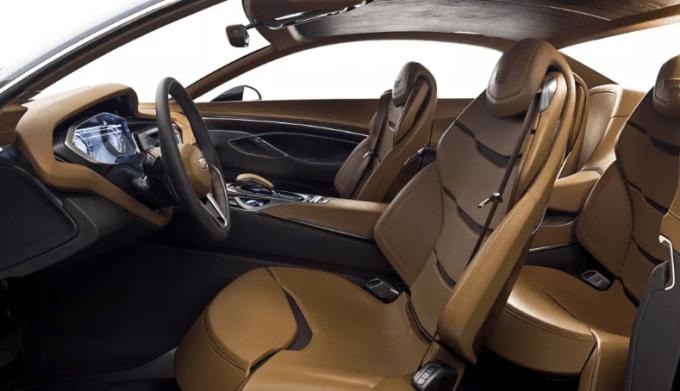 2019 Cadillac Elmiraj Interior