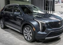 2020 Cadillac XT4 Exterior