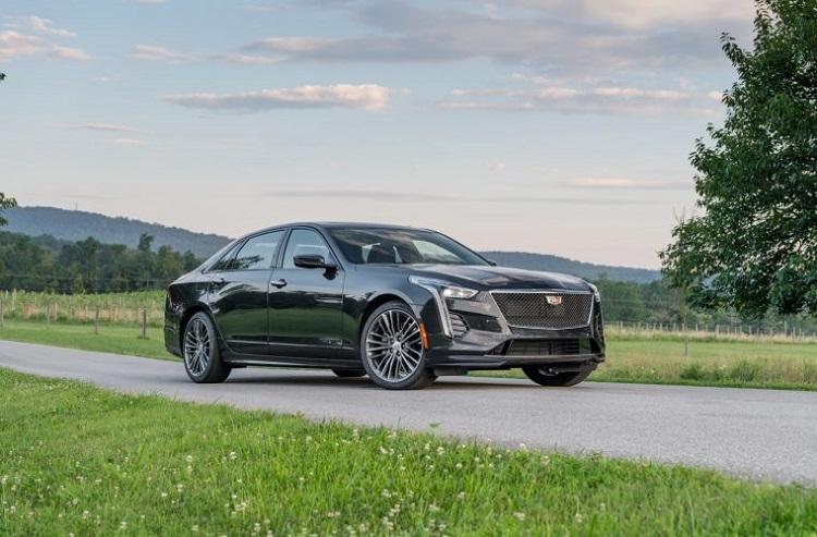 2022 Cadillac CT6 blackwing
