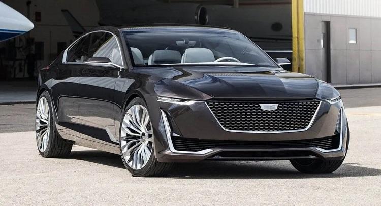 2023 Cadillac Celestiq EV