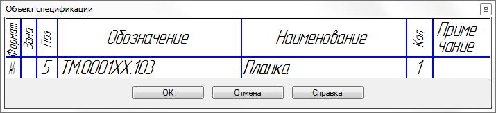 tabelul de desemnare a opțiunilor)