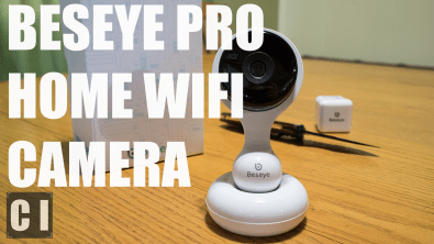 Beseye Pro Review - Unboxing