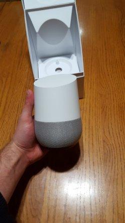 Google Home Canada