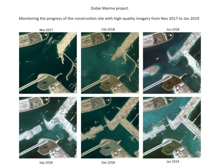 plex.earth bird.i Dubai Marina