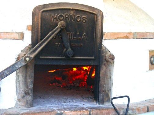 Horno en la Cabaña de Sotogrande